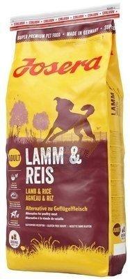 JOSERA Lamb & Rice 15kg + DentaStix 77g