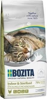 BOZITA Feline Indoor Sterilised 2kg