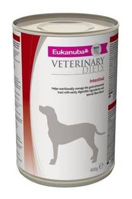 EUKANUBA Intestinal Dog 400g konserva