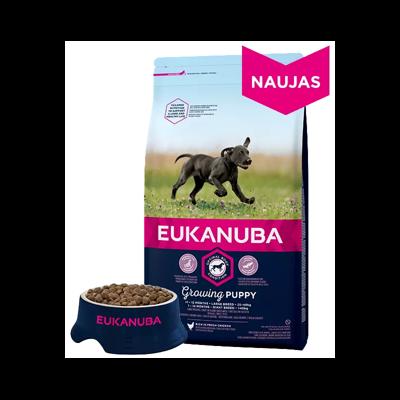 EUKANUBA Puppy&Junior Large Breed 15kg