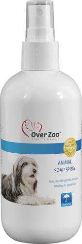 OVER ZOO Animal Soap Spray 250ml