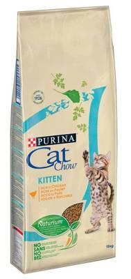PURINA Cat Chow Kitten Chicken 15kg