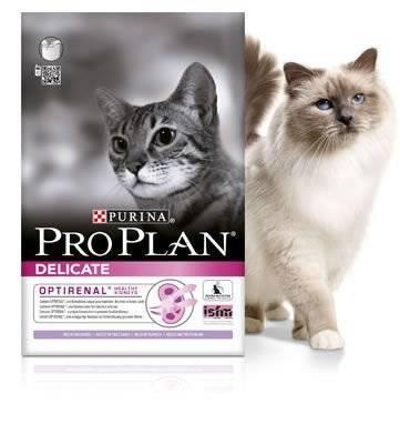 PURINA Pro Plan Delicate Turkey&Rice 1,5kg