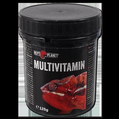REPTI PLANET papildomas maistas Multivitaminas 125g - Multivitaminas 125g