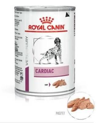 ROYAL CANIN Cardiac 410g skardinė