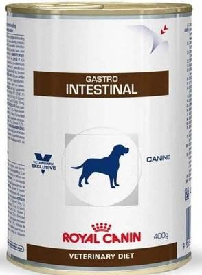 ROYAL CANIN Gastro Intestinal GI25 400g skardinė ŠUO
