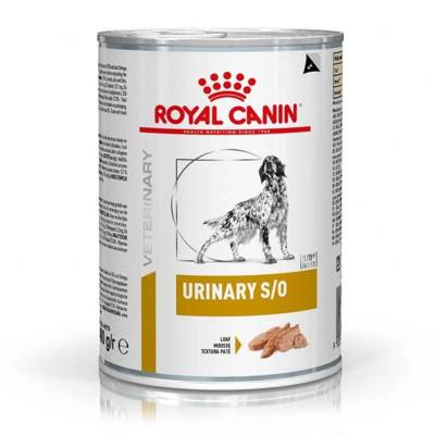 ROYAL CANIN Urinary S/O 410g skardinė