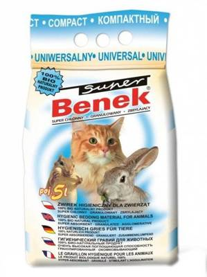 SUPER BENEK universalus kraikas Compact 5l