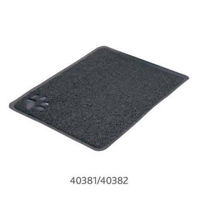 TRIXIE Kačių kraiko dėžės PVC kilimėlis 40x60 cm pilkos spalvos