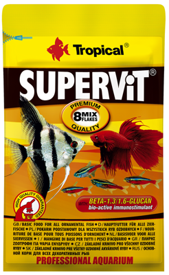TROPICAL SuperVit 12g maišelis