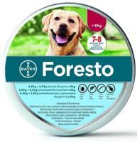 BAYER Foresto Antkaklis šunims virš 8kg