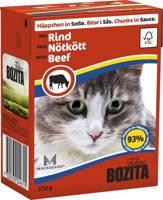 BOZITA Cat jautiena su padažu 370g