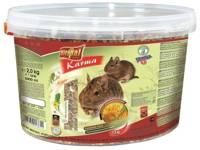 VITAPOL Visavertis maistas naktinėms vištoms 2 kg kibiras
